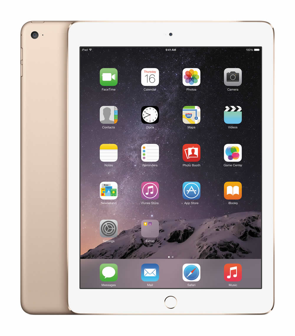 iPad Air 2 - Gold