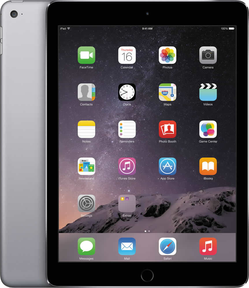 iPad Air2 - Space Grey