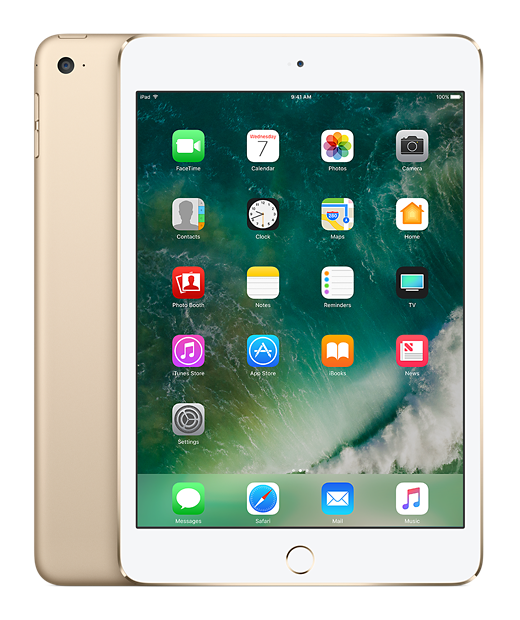 iPad Mini4 - Gold