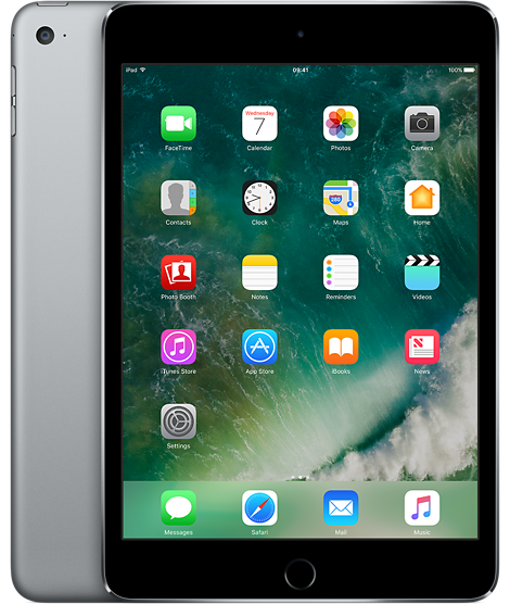 iPad Mini 4 - Space Grey